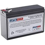 APC Back-UPS 450VA BE450G Compatible Replacement Battery by UPSBatteryCenter®