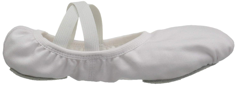 Bloch Dance Mens Performa Dance Shoe White 5 D US S0284M