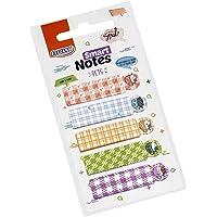 Marcador de Página Adesivo, Brw, 24946, Smart Notes, Pets Ursinho, 20 Folhas