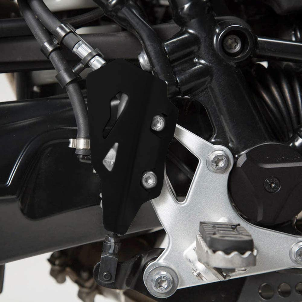 GUAIMI Brake Cylinder Guard Foot Brake Pump Cover for BMW R nineT 2014-2019 R nineT Scrambler//Pure Urban G//S R nineT//5