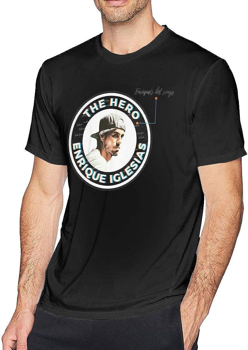 Marsherun Mens I Love Horses Classic Short Sleeve Tee Shirt