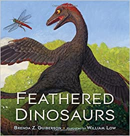 Image result for FEATHERED DINOSAURS BOOK