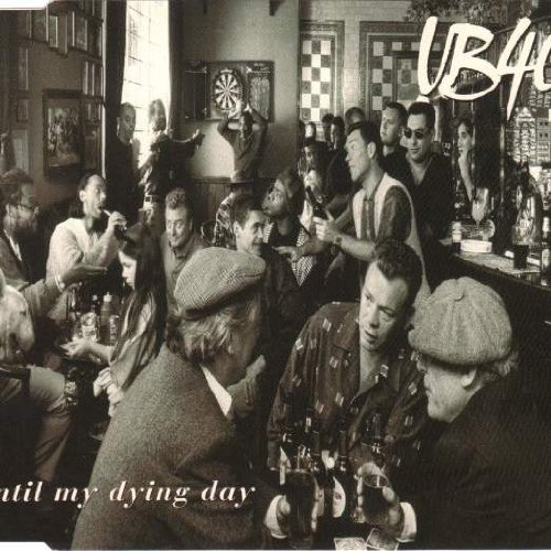 Ub40 - Until My Dying Day (Ep) - Zortam Music