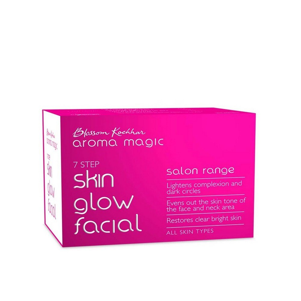 Aroma Magic 7 Step Skin Glow Facial Salon Range