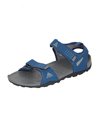 a0a09cff6fd6 ADIDAS Men WINCH Grey-Blue Sandals  Buy Online at Low Prices in India -  Amazon.in