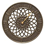 Whitehall Products Spiral Thermometer, French Bronze