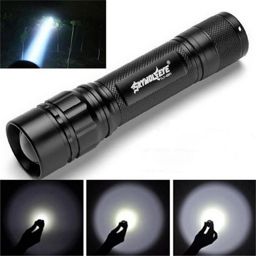 1000 Lumen 676 Yards Nitecore P30 XP-L HI V3 LED Flashlight //Palm Size Thrower