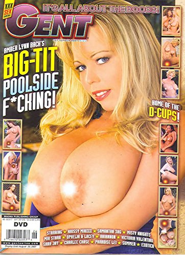 Gent Adult magazine:September 2007 (The Best Of Amber Lynn)