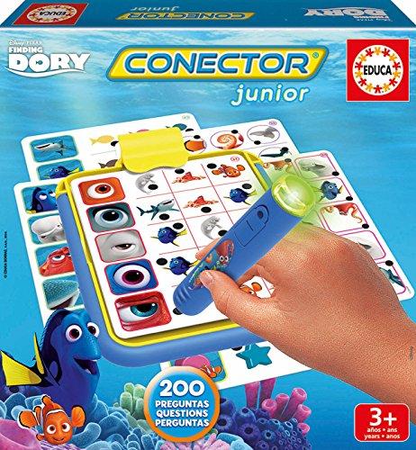 Educa - 16707 - Jeu Éducatif Électronique - Connector Junior Finding Dory