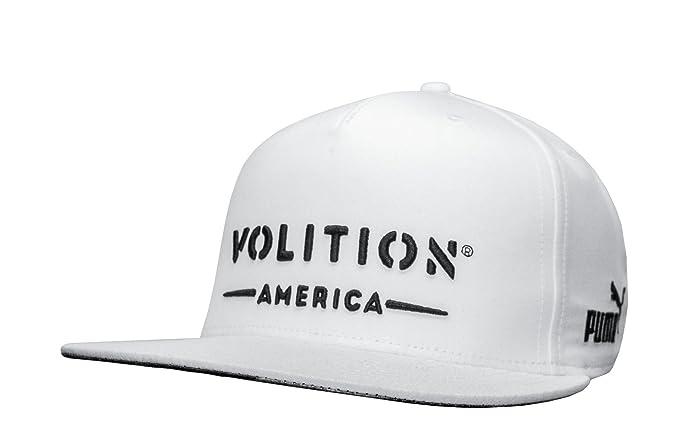 a0006e88fc0 Amazon.com  PUMA Golf Men s Volition Camo Snapback Cap Red One Size  Sports    Outdoors