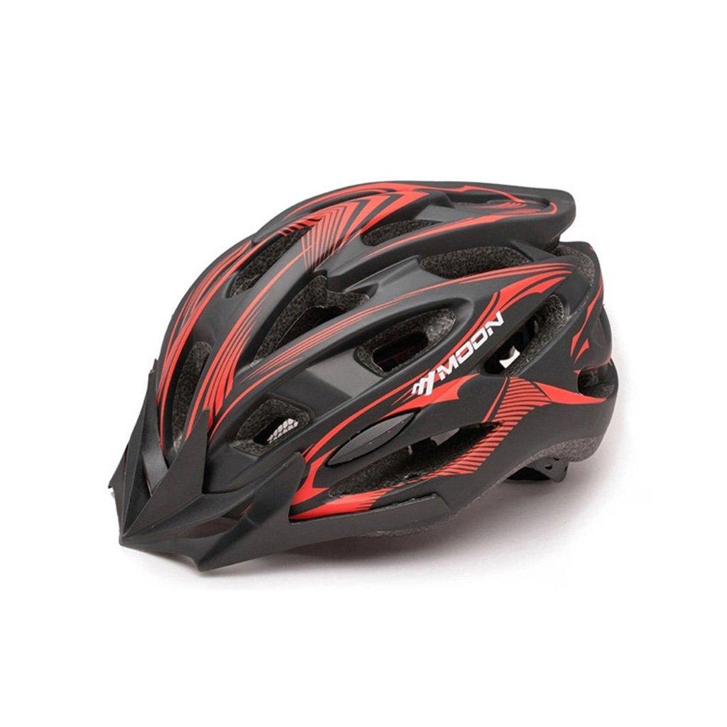 Amazon.es: ADHW Bicicleta casco de bicicleta de montaña casco de ...