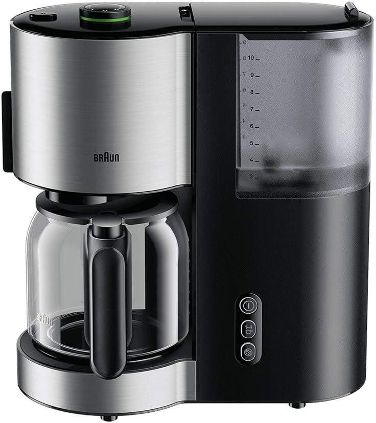 Braun Household Braun IDCollection Cafetera KF 5105 BK - Cafetera ...