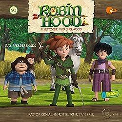 Das Pferderennen (Robin Hood - Schlitzohr von Sherwood 3)