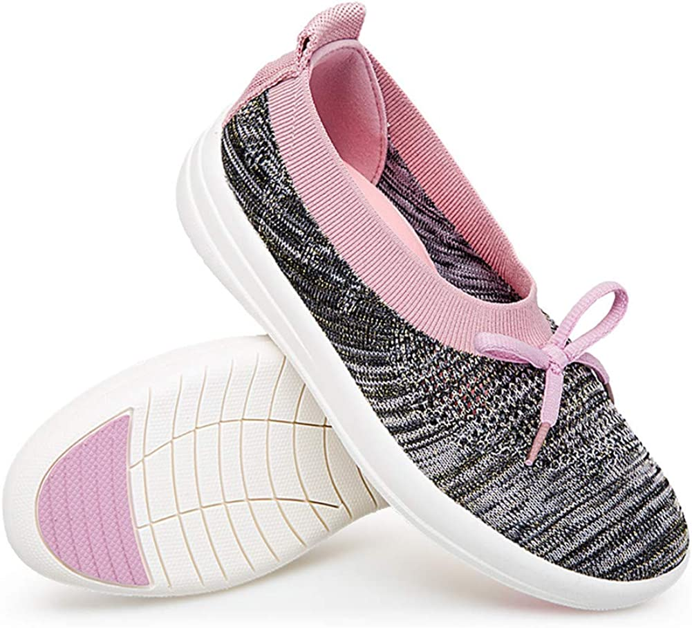 AIRIKE Womens Loafers Slip-Ons Breathable Driving Flats Shoes Fashion Sneaker Nursing Slippers
