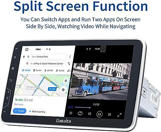 Dasaita 10 2 Inch Android 10 0 Double Din Car Radio Elektronik