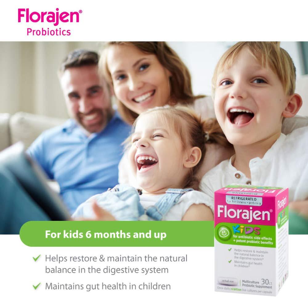 Florajen Kids Refrigerated Probiotics