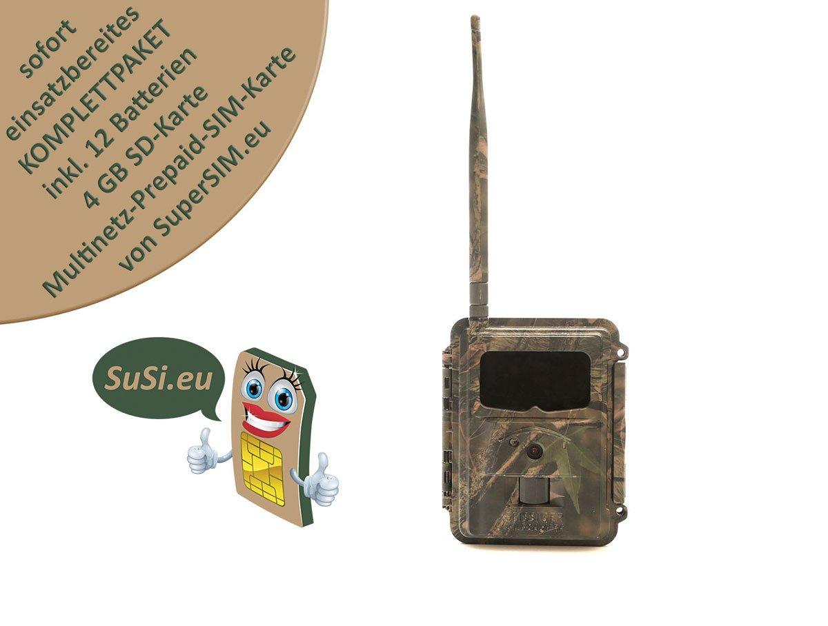 Seissiger 3G Wildkamera