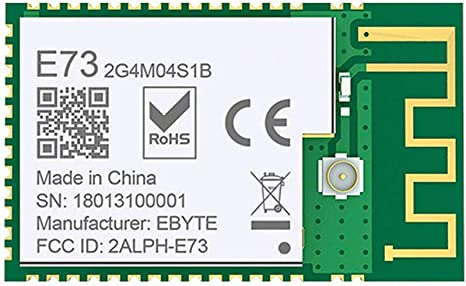 1pc nRF52832 Bluetooth E73-2G4M04S1B 2.4GHz Transceiver BLE 5.0 Wireless Module