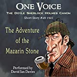 Bargain Audio Book - The Adventure of the Mazarin Stone