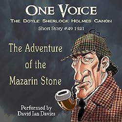The Adventure of the Mazarin Stone