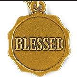 Bella Ryann Gold-Plated Blessed Charm Bracelet