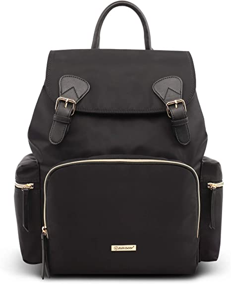 Black Changing Backpack