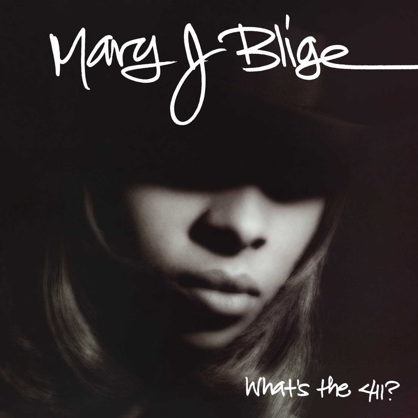 blige  mary j what's the 411 [vinile] blige  mary j