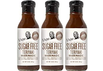 G Hughes Sugar-Free Original Teriyaki Sauce