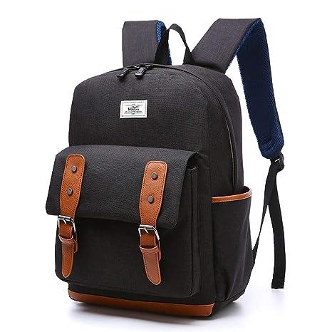 AOP Fashion Men Nylon Leisure Travel Bags Retro Backpacks Teenager School Bag Women Famous
