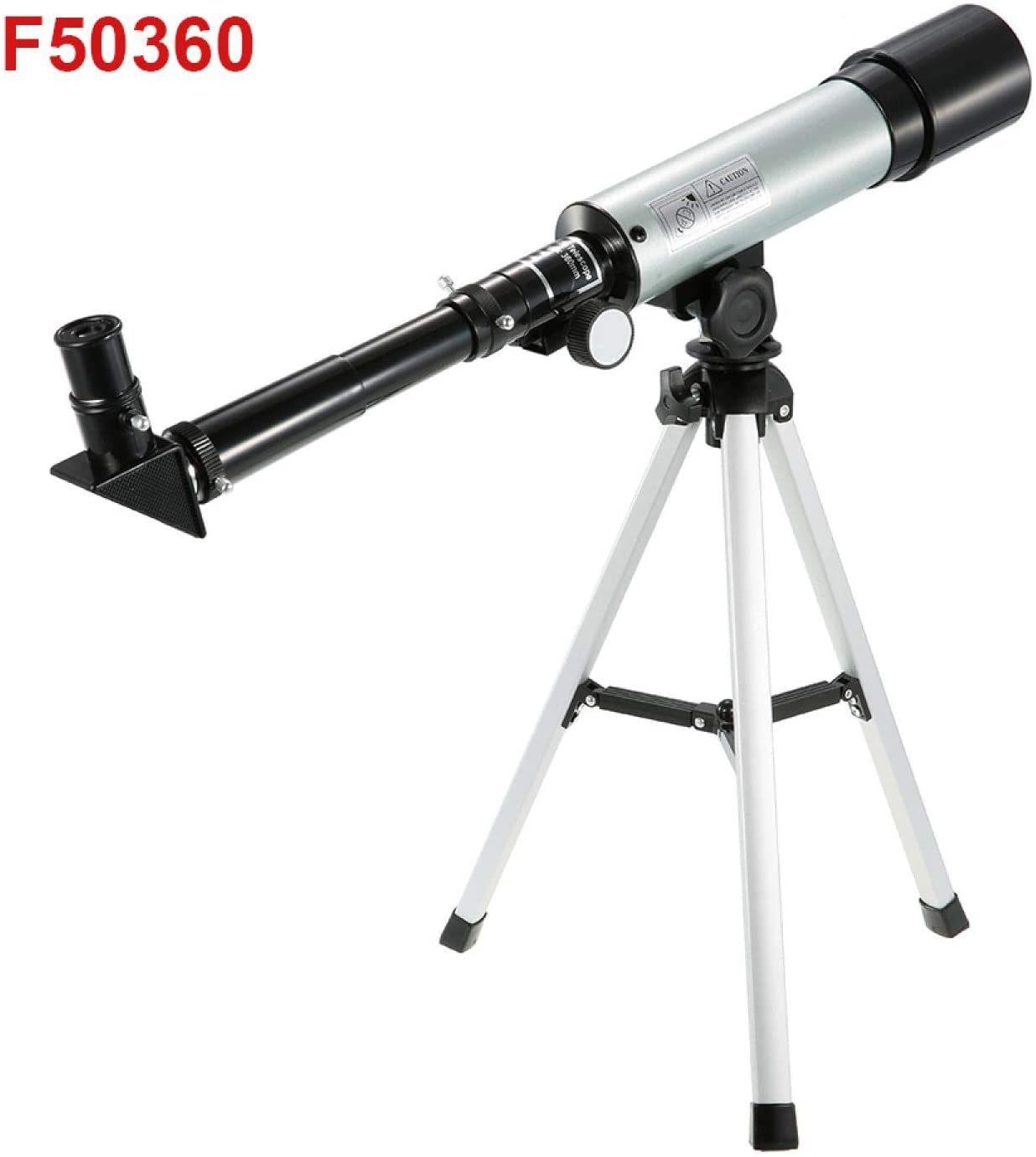 Professional Outdoor Monocular 150X Refractive Space Astronomical Telescope Travel Spotting Scope with Portable Tripod Lever