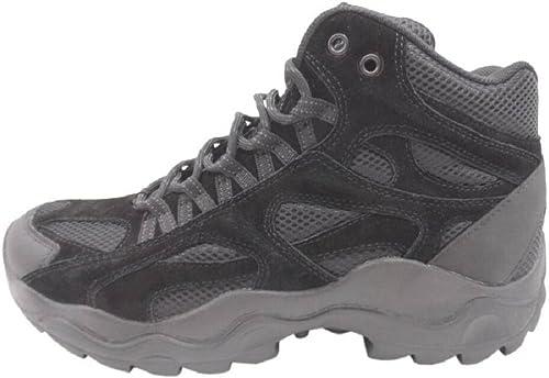 Ozark Trail Men s Sport Mid Height Hiking Boots, Black 8 US 26 MEX