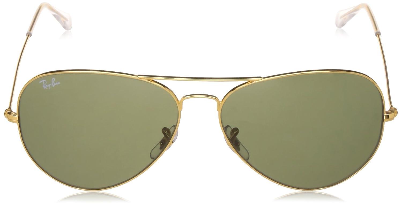 Ray-Ban None Aviator Unisex Sunglasses (RB3026 W2027 62 14|62 ...