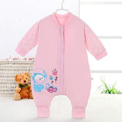 Gleecare Saco de Dormir para bebé,Otoño e Invierno bebé Saco de Dormir de algodón