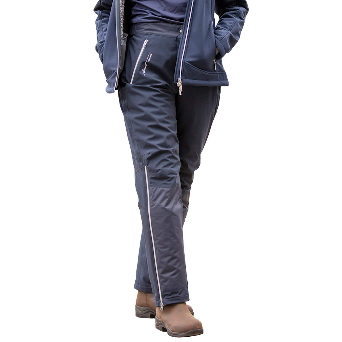 Mark Todd Reinga Waterproof Pant Large Navy