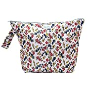 GroVia Reusable Zippered Wetbag (Calico)