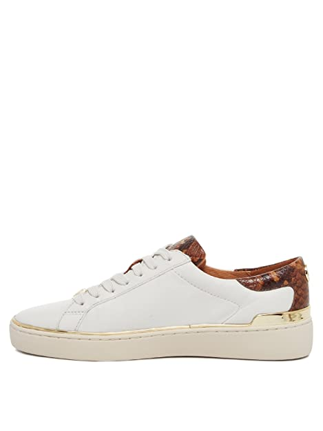 Michael Kors Kyle Low Top Mujer Zapatillas Natural: Amazon.es: Zapatos y complementos