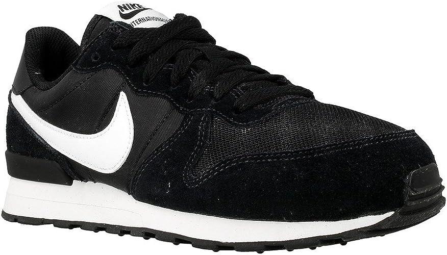 JUNGEN NIKE LAUFSCHUHE Gr. 35.5 Schuhe Turnschuhe schwarz