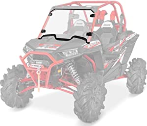 Clear Full Windshield Compatible with Polaris RZR XP 1000/4 1000 2019 2020 (Full Windshield RZR xp1000 2019)