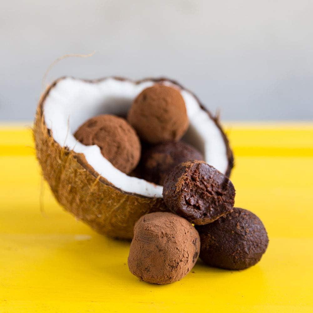 Aceite de coco orgánico Coconut Merchant 1L | Aceite Virgen Extra, Crudo, prensado en frío, sin refinar | Producido de forma ética, Vegano, Dieta Keto ...