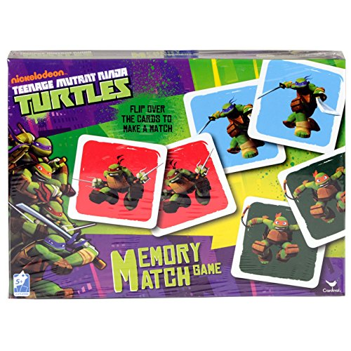 Teenage Mutant Ninja Turtles Memory