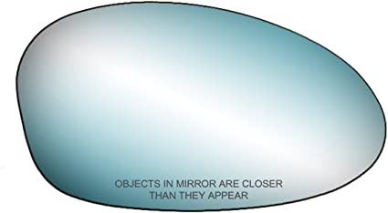 BMW M3 Right Driver wing mirror glass 2007-2013 door side Heated