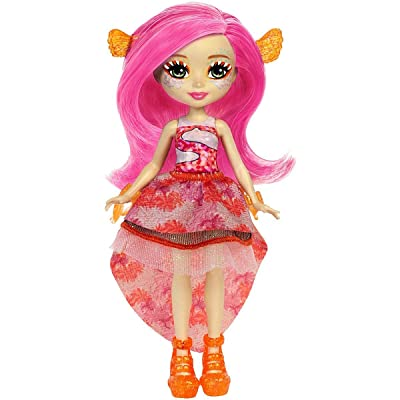 Enchantimals Jessa Jellyfish Dolls: Toys & Games