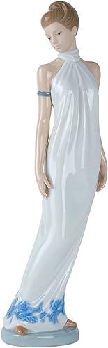 NAO Elegance. Porcelain Woman Figure.