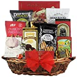 GreatArrivals Gift Baskets Snack Attack Gourmet Snack Basket, Medium, 4 Pound