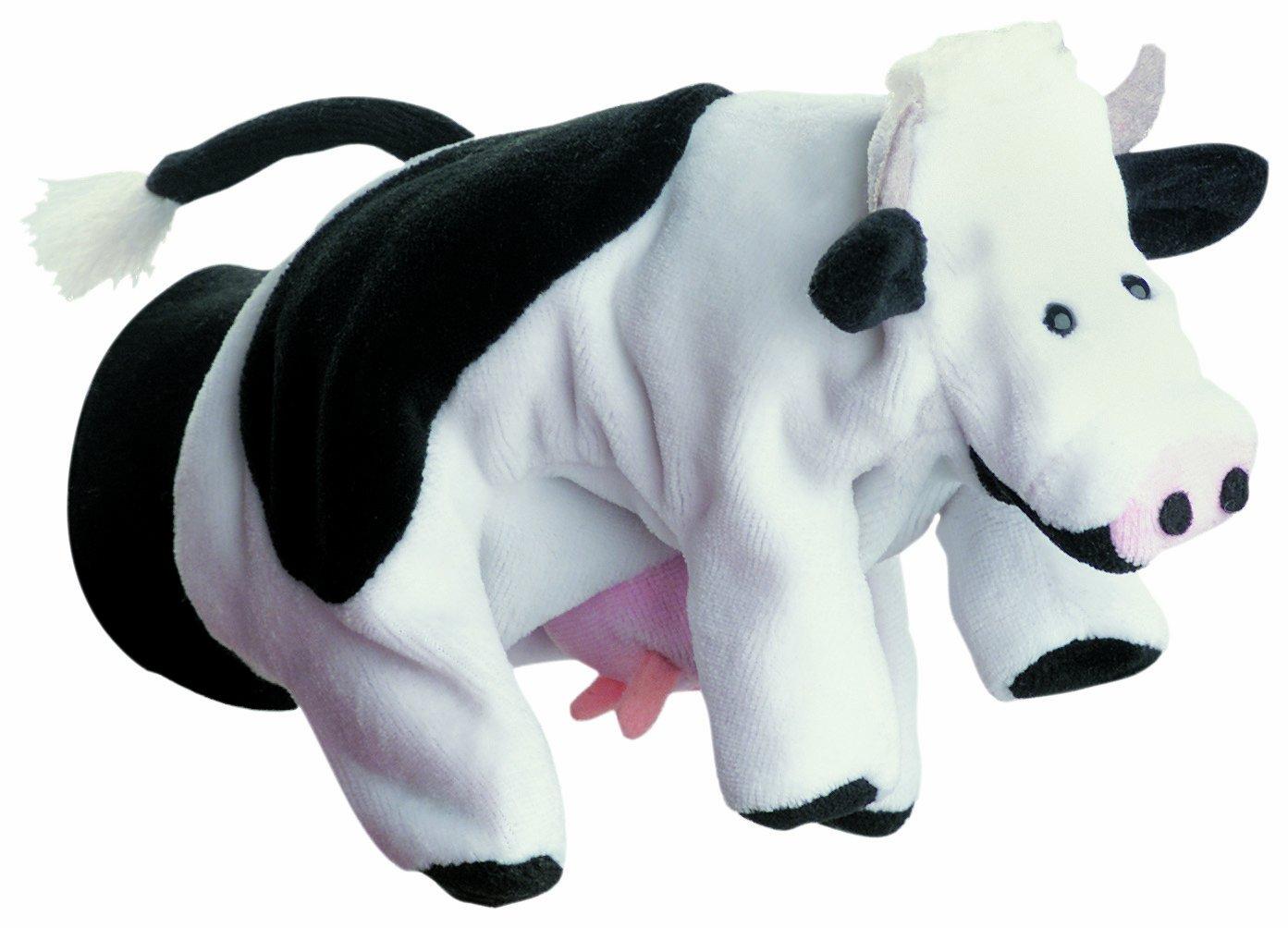 Hape Beleduc Kids Cow Glove Hand Puppet BEL40097