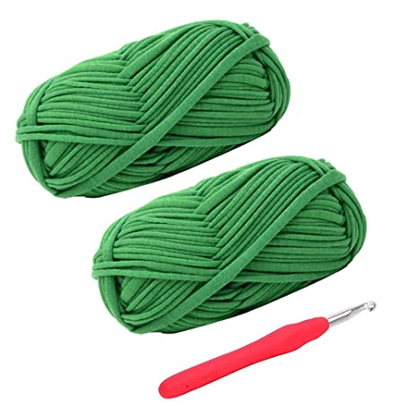 Hilo de tejer tela de lana de lana para manualidades, bolsos ...