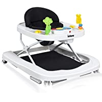 SONGTAO Baby Activity Walker Anti-O-Leg And Anti-Rollover Height-Adjustable Baby Walkers For Girls Boys 6-18 Months Toddle