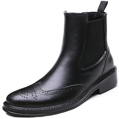 TONGPU, Damen Stiefel & Stiefeletten schwarz schwarz