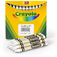 Crayola Crayons-Wit 12/Pkg