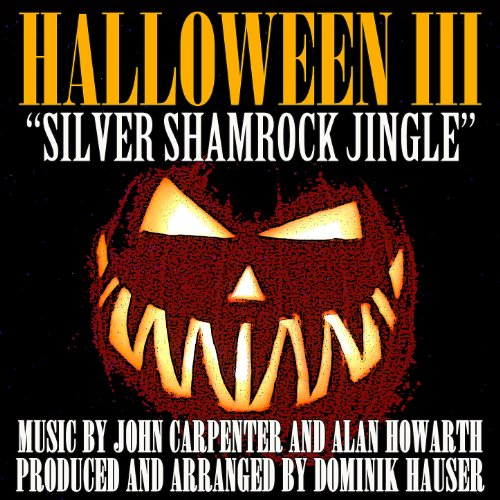 the silver shamrock jingle from the original score to